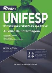 Apostila UNIFESP - Auxiliar de Enfermagem