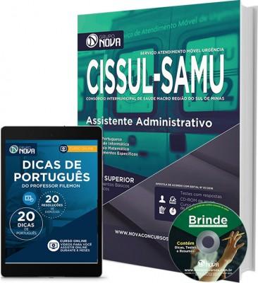 Apostila CISSUL - MG – Assistente Administrativo