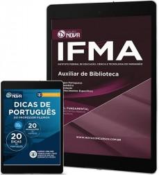 Download Apostila IFMA Pdf - Auxiliar de Biblioteca