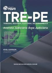 Download Apostila TRE - PE Pdf – Analista Judiciário - Área Judiciária