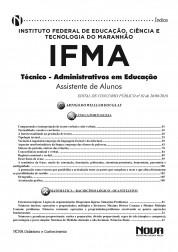 Download Apostila IFMA Pdf - Assistente de Alunos