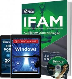 Apostila IFAM – Auxiliar em Administração