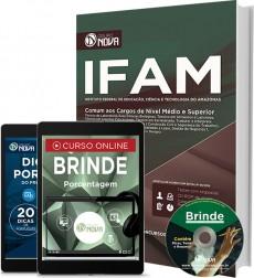 Apostila IFAM – Comum aos Cargos de Nível Médio e Superior