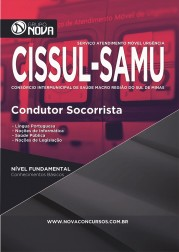 Download Apostila CISSUL - MG Pdf – Condutor Socorrista
