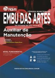 Apostila Embu das Artes – Auxiliar em Manutenção