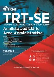 Apostila TRT - SE – Analista Judiciário - Área Administrativa