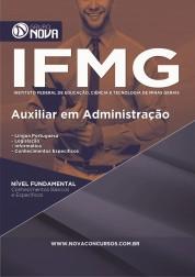 Download Apostila IFMG Pdf - Auxiliar em Administração
