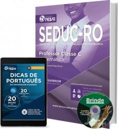Apostila SEDUC - RO – Professor Classe C - Matemática