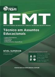 Apostila IFMT - Técnico em Assuntos Educacionais