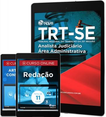 Download Apostila TRT - SE Pdf – Analista Judiciário - Área Administrativa