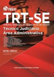 Download Apostila TRT SE 20º Região Pdf - Técnico Judiciário - Área Administrativa