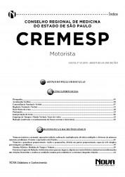 Apostila CREMESP - Motorista