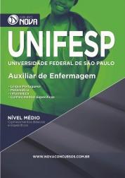 Download Apostila UNIFESP Pdf - Auxiliar de Enfermagem