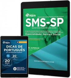 Download Apostila SMS SP Pdf - Especialidade: Serviço Social