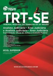 Download Apostila TRT SE 20º Região Pdf - Analista Judiciário - Especialidade: Oficial de Justiça e Avaliador Federal