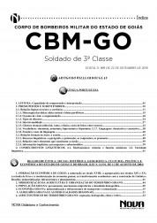 Apostila Bombeiros GO – Soldado de 3º Classe
