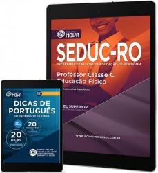 Download Apostila SEDUC - RO Pdf – Professor Classe C - Educação Física