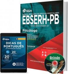 Apostila EBSERH - PB – Psicólogo