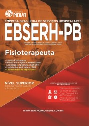 Apostila EBSERH - PB – Fisioterapeuta