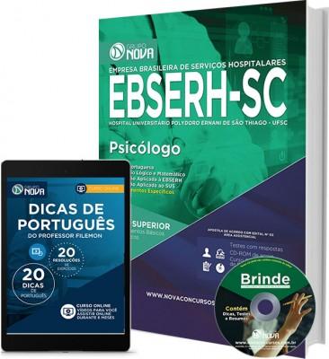 Apostila EBSERH - SC – Psicólogo