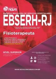 Apostila EBSERH - RJ – Fisioterapeuta