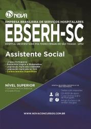 Apostila EBSERH - SC – Assistente Social