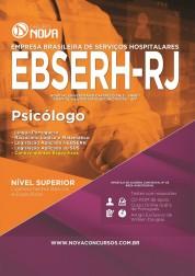 Apostila EBSERH - RJ – Psicólogo