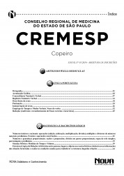 Download Apostila CREMESP Pdf - Copeiro