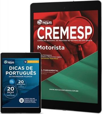Download Apostila CREMESP Pdf - Motorista
