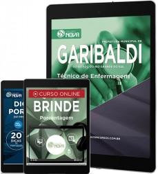 Download Apostila Garibaldi Pdf – Técnico em Enfermagem