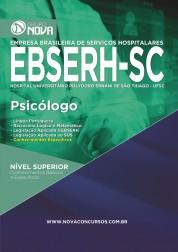 Download Apostila EBSERH - SC Pdf – Psicólogo