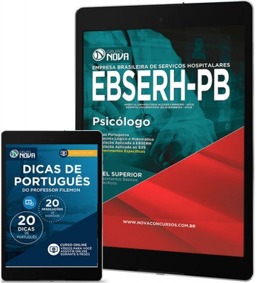Download Apostila EBSERH - PB Pdf – Psicólogo