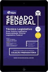Download Apostila Senado Federal Pdf - Técnico Legislativo Especialidade: Policial Legislativo Federal