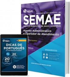 Apostila SEMAE – Agente Administrativo e Operador de Atendimento