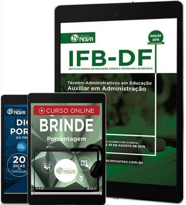 Download Apostila IFB - DF Pdf – Auxiliar em Administração