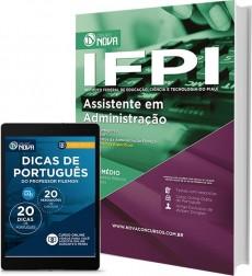 Apostila IFPI – Assistente em Administração