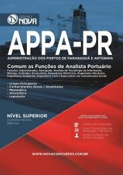 Apostila APPA PR - Comum as Funções de Analista Portuário