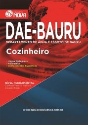Download Apostila DAE - BAURU Pdf – Cozinheiro