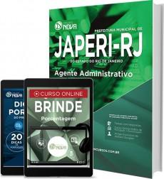 Apostila Japeri RJ – Agente Administrativo