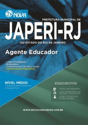 Apostila Japeri RJ – Agente Educador