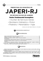 Apostila Japeri RJ – Comum Fundamental