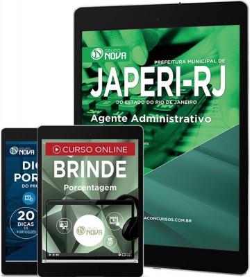Download Apostila Japeri RJ Pdf – Agente Administrativo
