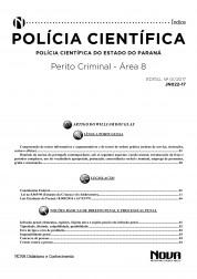 Download Apostila Polícia Científica – Perito Criminal - Área 8