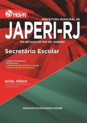 Download Apostila Japeri RJ Pdf – Secretário Escolar