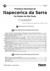 Apostila Itapecerica da Serra - Cuidador