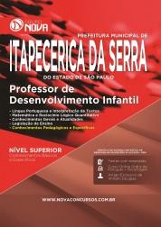 Apostila Itapecerica da Serra - Professor de Desenvolvimento Infantil