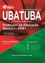 Apostila Ubatuba – Professor de Educação Básica I