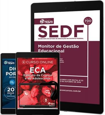 Download Apostila SEDF Pdf – Monitor de Gestão Educacional