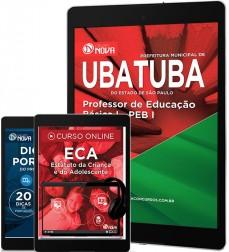 Download Apostila Ubatuba Pdf – Professor de Educação Básica I