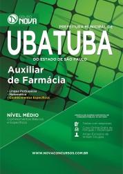 Apostila Ubatuba – Auxiliar de Farmácia